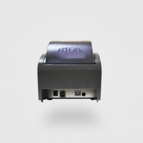 АТОЛ 50Ф. Тёмно-серый. без ФН. USB