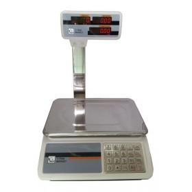 Весы торговые Форт-Т 769D Маркет (15кг/2г со стойкой)